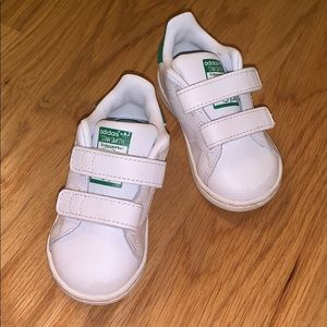 adidas kids stan smith cf 1
